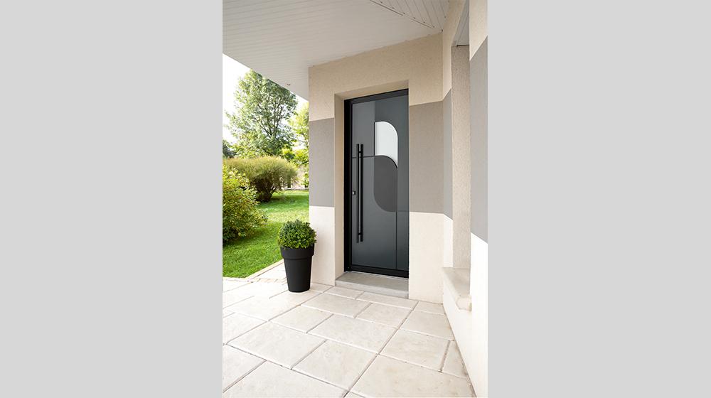 Porte d'entrée 01
