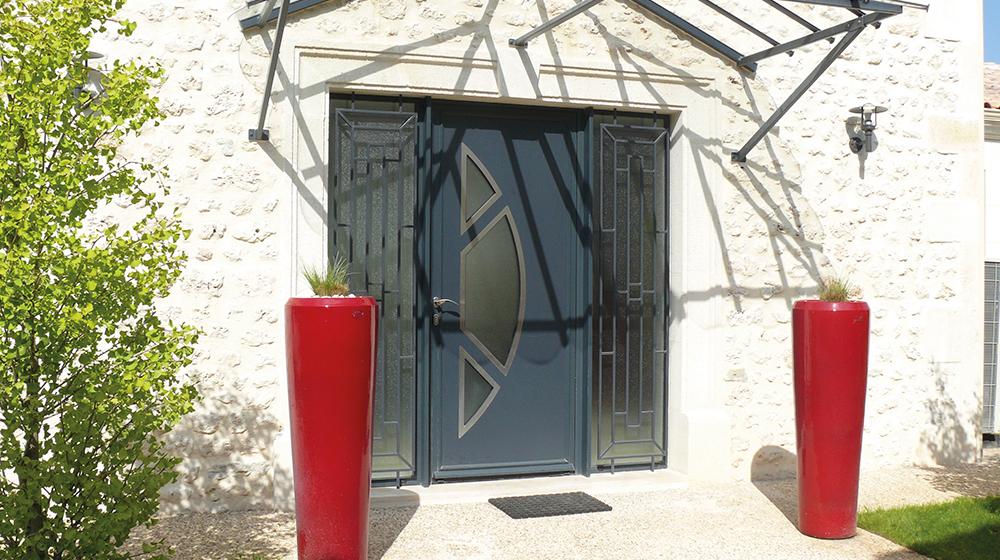 Porte d'entrée 09