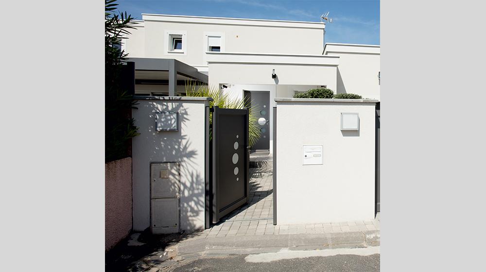 Porte d'entrée 013